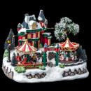 karácsonyi falupark lm / mv