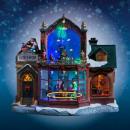 wholesale Home & Living: christmas village shop santa lm / mv / ms