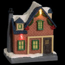 christmas village shop lm batteries, 4- times asso