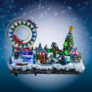 christmas village wheel sp lm / ms / mv