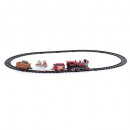 accessories christmas village christmas train 16 p
