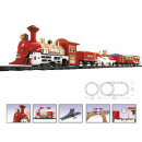 accessories christmas village christmas train 26pc
