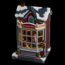 karácsonyi falusi ház / üzlet lm / mv / ms, multic