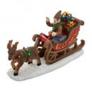 wholesale Home & Living: accessories christmas village santons scene 3ass,