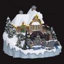 Großhandel Home & Living: Weihnachtsdorf Leichtwassermühle / mv Wasser /