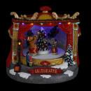 teatro del pueblo de navidad lm / mv / ms t