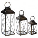 lanterne inox extérieur brox3 hmax65, bronze