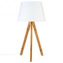 lámpara blanca bahi h55, blanco