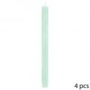 candela btnx4 rustic ment h24.5, verde chiaro