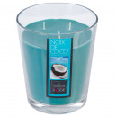 scented candle vr coco nina 1000g, blue
