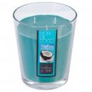 candela profumata vr coco nina 1000g, blu