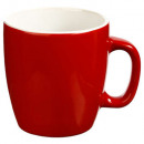 mug ronde colorama rouge 18cl