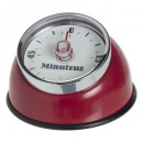 red retro magnet timer rc, red