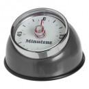 retro magnet timer gray rc, gray