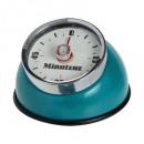 turq rc retro magneet timer, blauw