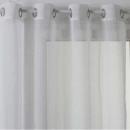 wholesale Curtains & Drapery: paulage paul white 140x240, white