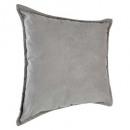 Pillow lilou gc 45x45, light gray