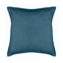 Kussen lilou blauw 45x45, blauw