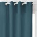 blauer lilou vorhang 140x260, blau