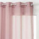 pink georgette sheer 140x240, pink