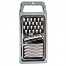 stainless steel + polypropylene grater 3 cuts, gra