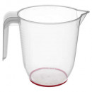 verre doseur 2l polypropylene antiderap, 2-fois as