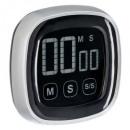 digital loving timer, silver
