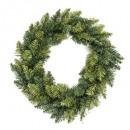Corona verde da 60 cm