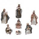 santon x7 porcelain h12.5cm accessories
