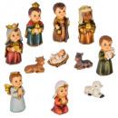 wholesale Decoration: santon enft x11 resi accessories h8cm