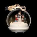 Weihnachtsdekoration Weihnachtskugel Lumi & An