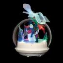 decoración navideña bola de navidad lumi & ani