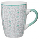 mug ronde candy 31cl, 3-fois assorti, couleurs ass