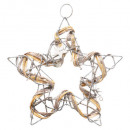 wholesale Home & Living: christmas decoration wood star flat 2asst, ...