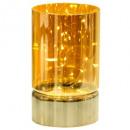 Großhandel Leuchtmittel: Röhrenlampe vr  bernsteinfarben 10led h20, Kupfer