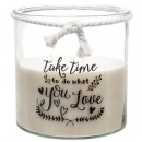 scented candle vr Maya 1200g, 2- times assorted ,