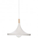 wood suspension d32, white