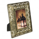 cadre photo metal gold 10x15, bronze