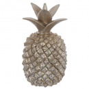 pineapple champagn resin gm 38cm, champagne