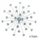 alluminio deco str piatti d25x3 argento, soldi