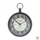pendulum metal gusset 40x5.5cm, gray