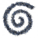 garland emb stars 125x6x3m, 2- times assorted