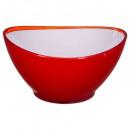 slakom rode golf 13.5cm, rood