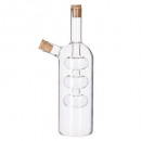 diseño de vinagre de aceite de botella, transparen
