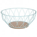 wholesale Toys: green diamond basket 28cm