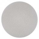 plate white petal 27cm