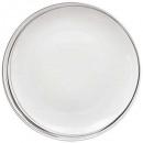 plato plano suave gris 27cm