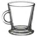 glazen beker x1 conisch 18 cl pa