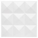 sticker caro 9cx6 blanc, blanc