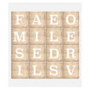 sticker relief lettres anglais, multicolore